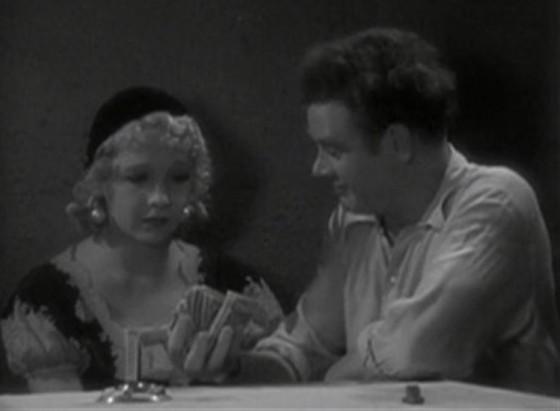 Helen Twelvetrees and Charles Bickford