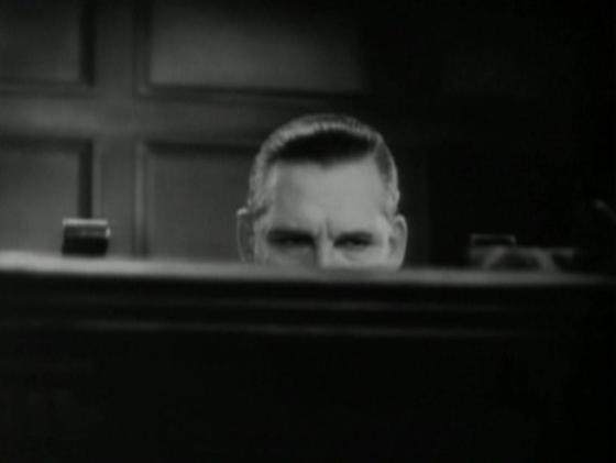 Walter Huston in Night Court
