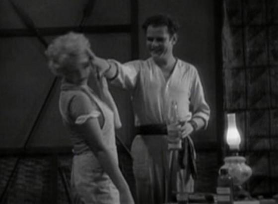 Charles Bickford and Helen Twelvetrees