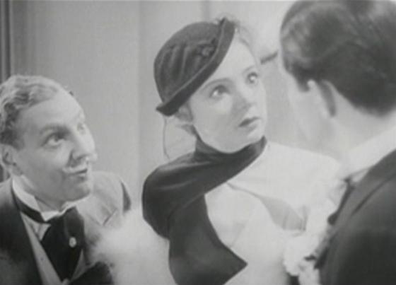 Ivor McLaren, Jessie Matthews and Barry MacKay