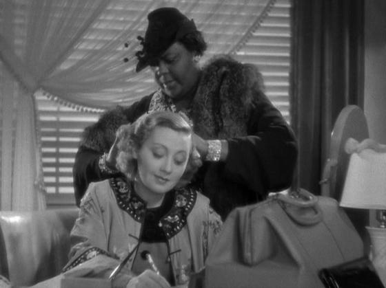 Louise Beavers and Joan Blondell