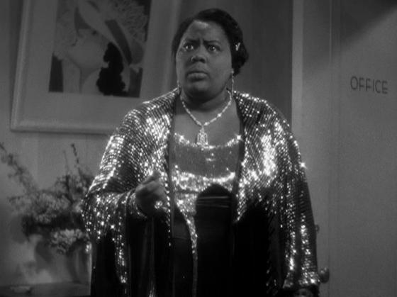 Louise Beavers in Bullets or Ballots