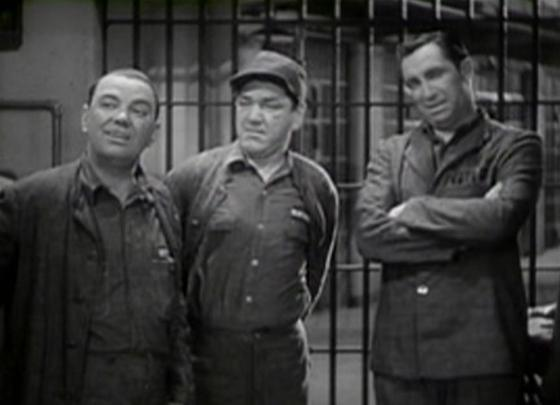 Cliff Edwards, Shemp Howard and Horace McMahon