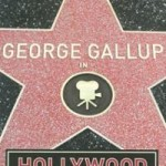 Buy George Gallup in Hollywood at Amazon - With thanks for using my affiliate link