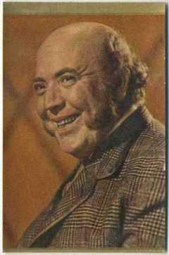 Guy Kibbee 1930s Danmarks Trading Card