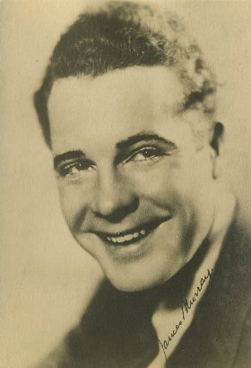 James Murray 1930s 5x7 Fan Photo