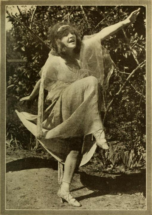 Mae Murray July 1916 Photoplay