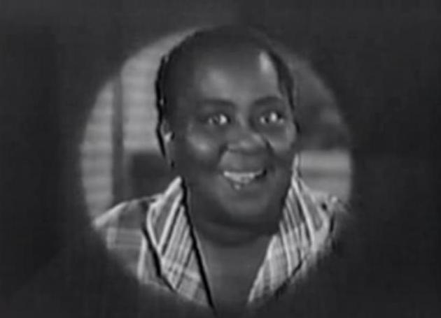 Louise Beavers in The Beulah Show