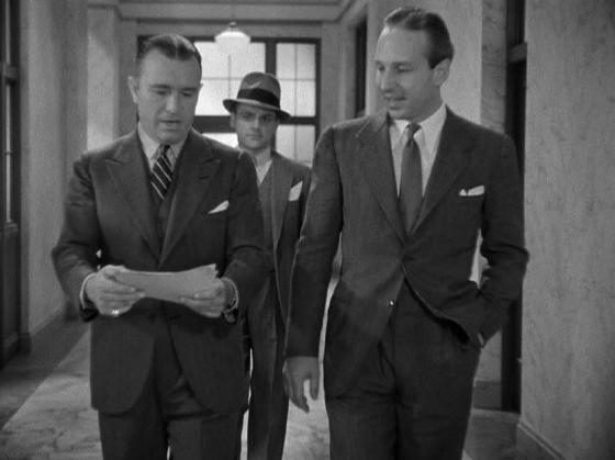 Robert Armstrong and Lloyd Nolan
