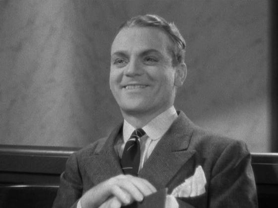 James Cagney in G Men