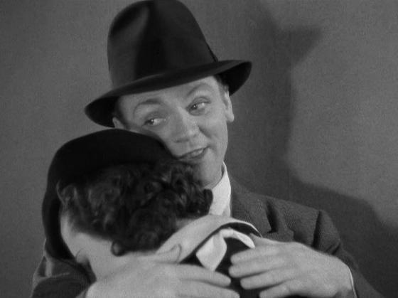 James Cagney and Margaret Lindsay