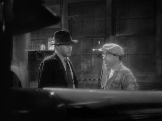 Barton MacLane and Harold Huber