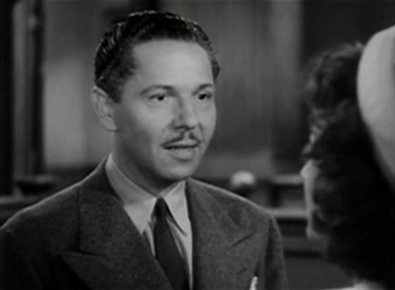 Roger Pryor in Bullets for O'Hara