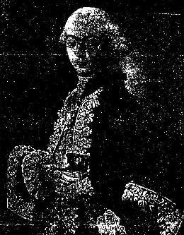 Portrait of the Duke of Crovenay