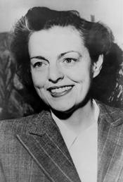 Helen Gahagan Douglas 1945