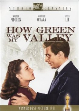 Buy How Green Was My Valley on DVD at Amazon