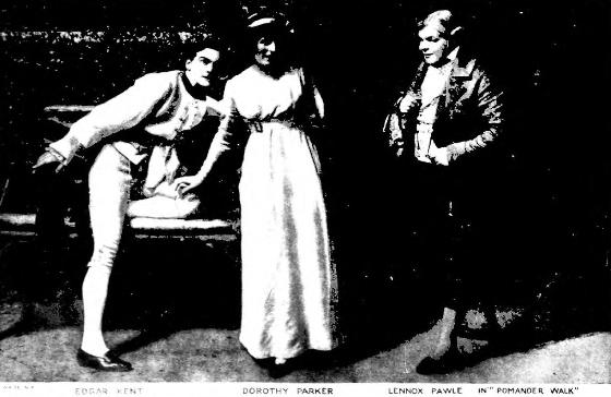 From the New York Dramatic Mirror, September 1910-December 1911