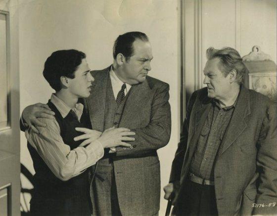 Gene Reynolds, Edward Arnold, Lionel Barrymore.