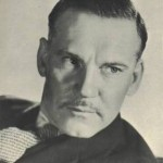 Walter Huston as picturing on 1933 Dixie Premium