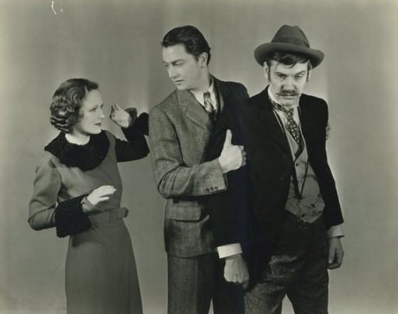 Dorothy Jordan Robert Young Walter Huston