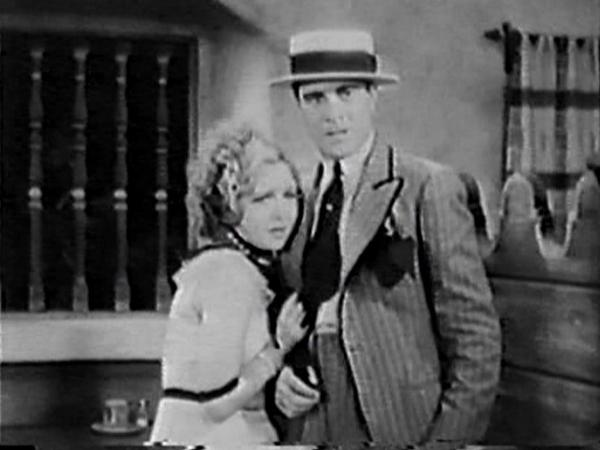 Helen Twelvetrees and Ricardo Cortez