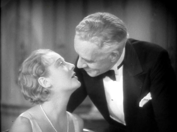 Dorothy Mackaill and Lewis Stone