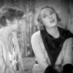 Joan Blondell and Dorothy Mackaill