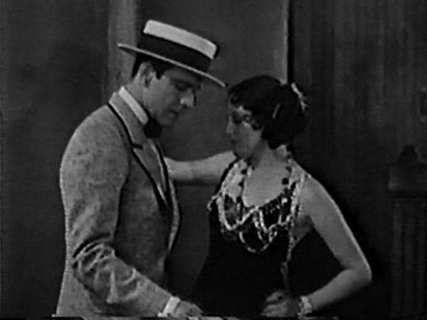 Ricardo Cortez with Thelma Todd
