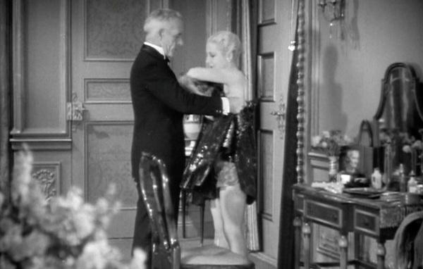 Lewis Stone and Natalie Moorhead