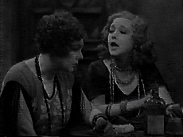 Marjorie Rambeau and Helen Twelvetrees