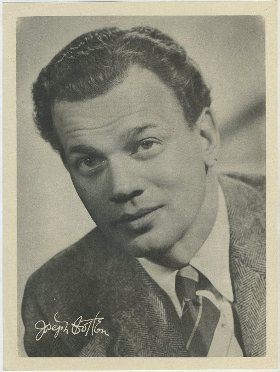 Joseph Cotten 1946 Motion Picture Magazine Premium Photo