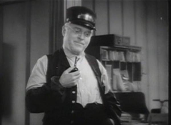 Grant Mitchell in Big City Blues