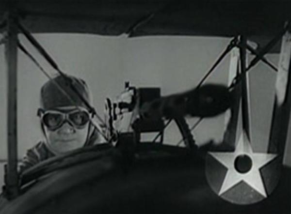 Richard Dix in The Lost Squadron