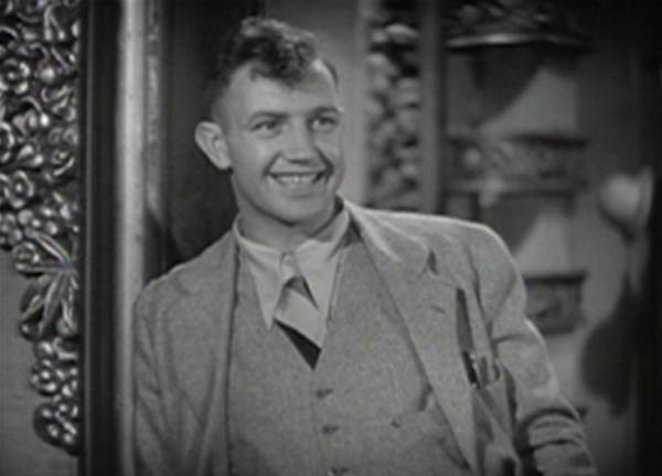 Andy Devine in Man Wanted