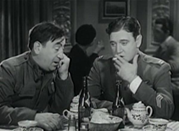 Hugh Herbert with Richard Dix