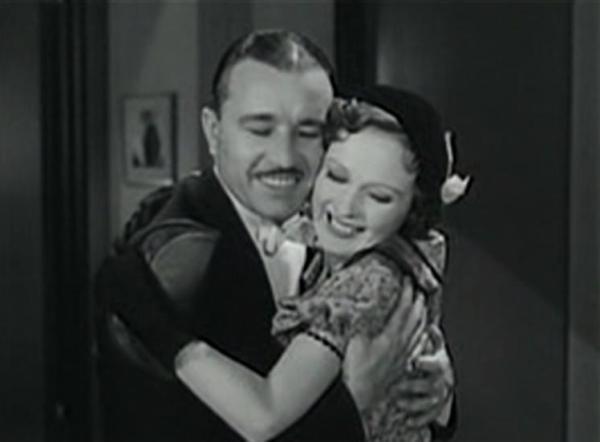 Robert Armstrong and Dorothy Jordan