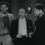 Joel McCrea, Robert Armstrong and Richard Dix