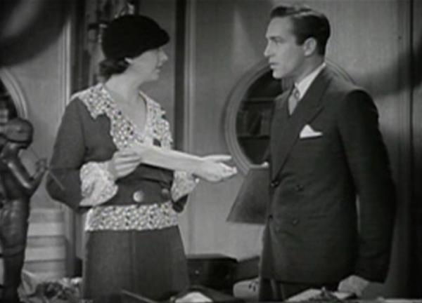 Kay Francis and David Manners