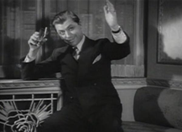 Lyle Talbot in Big City Blues