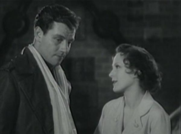 Joel McCrea with Dorothy Jordan