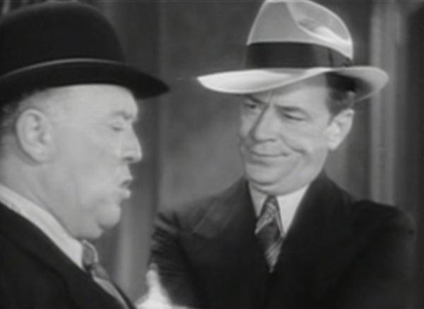 Thomas E Jackson and Guy Kibbee
