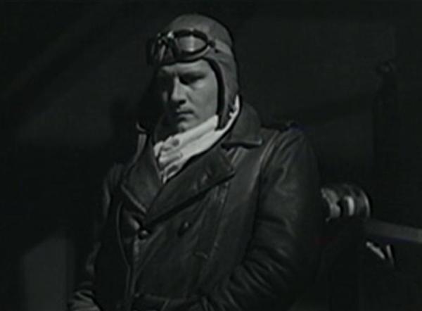 Joel McCrea in The Lost Squadron