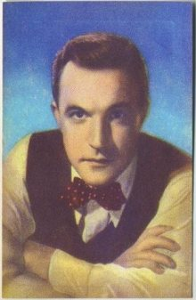 Gene Kelly 1951 Artisti del Cinema Trading Card