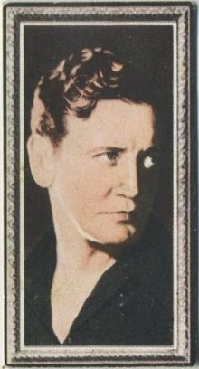 Richard Dix 1936 Godfrey Phillips Stars of the Screen Tobacco Card
