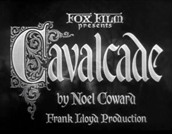 Cavalcade 1933