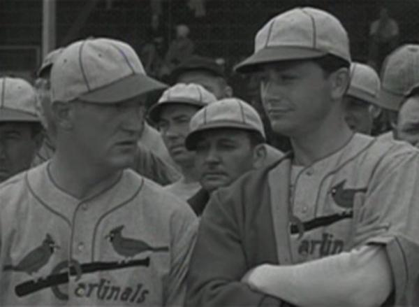 Joe Sawyer and Robert Young