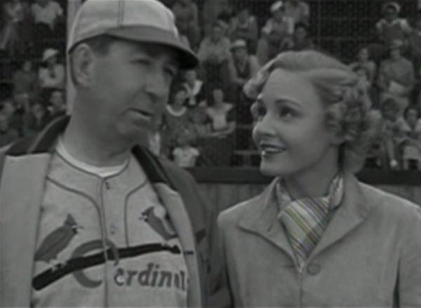 David Landau and Madge Evans