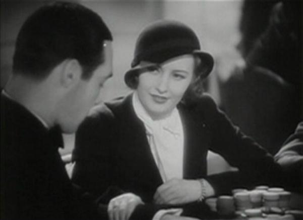 Barbara Stanwyck in Gambling Lady
