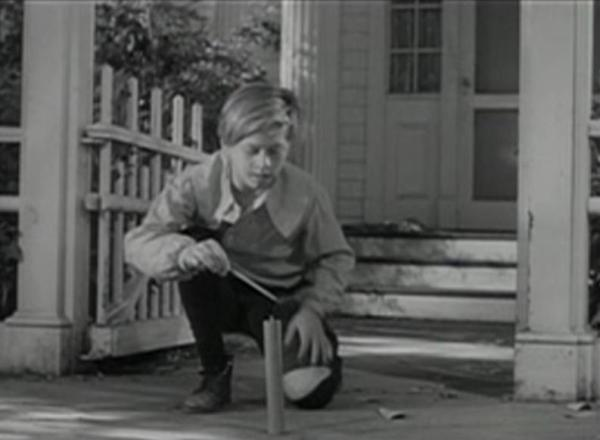 Mickey Rooney in Ah Wilderness