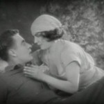 John Gilbert and Renee Adoree